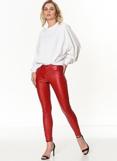Only Sweatshirt Beyaz